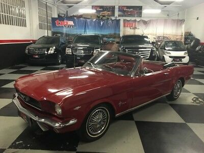 Ford Mustang Cabrio v8 289  Stock