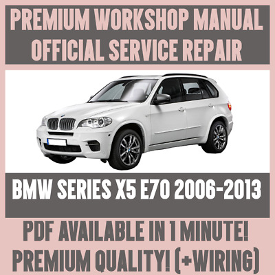 workshop manual service repair guide for bmw x5 e70 2006 2013 rh picclick co uk bmw e90 repair guide bmw repair guidelines