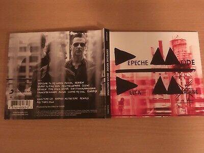 Depeche Mode Delta Machine (gatefold Double CD)