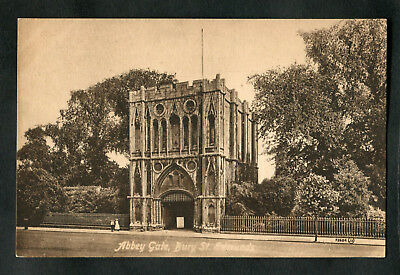 C1920s View: Abbey Gate, Bury St. Edmund's