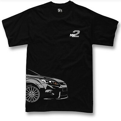 T-shirt for ford focus mk2 fans rs st mkII tshirt + Langarm + Sweater