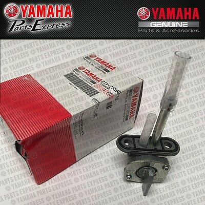 New Yamaha Raptor Wolverine Warrior Yfm 350 Fuel Valve Petcock 21V-24500-20-00