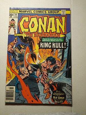 Conan the Barbarian (1970 Marvel) #68
