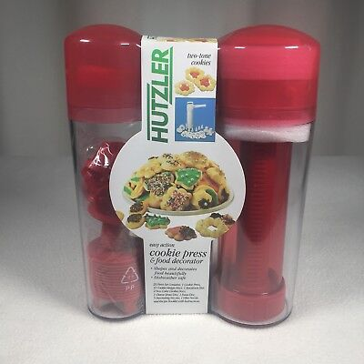 Hutzler Cookie Press And Food Decorator New In Package