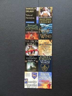 """Bookmark featuring Books for those who liked """"Game of Thrones"""" -Boston  Library"""
