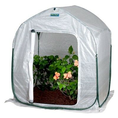 Pop-Up Greenhouse PlantHouse 4 ft H x 4 ft D x 5ft W UV Protected Ripstop Fabric
