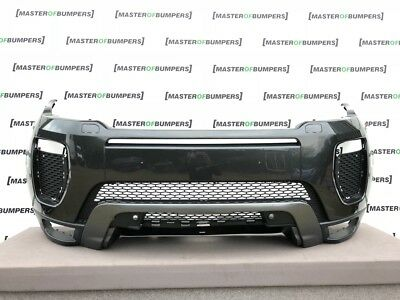 Range Rover Evoque Dynamic 5 Door 2016-2018 Front Bumper Genuine [P74]