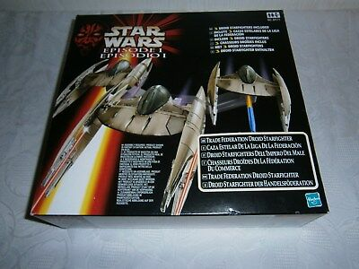 Star Wars Episode 1  *Trade Federation Droid Fighters*  - NEU -