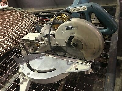 Makita LS1013 compound sliding mitre saw