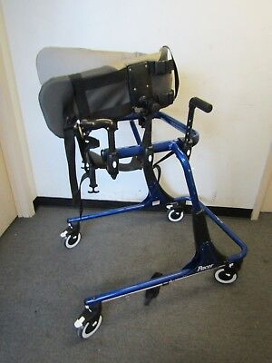 Large Rifton Pace Gait Trainer K503  Standing Frame Wheelchair ,up To 200 Lbs.