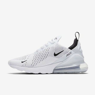 Nike Air Max 270 Ah8050-002 Black White Solar Red Anthracite