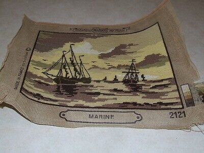 Completed Tapestry - Creations Margot de Paris - Marine