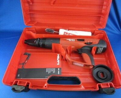 Hilti Dx 460 Powder Actuated Tool With X-460-F8. No Reserve $1.00