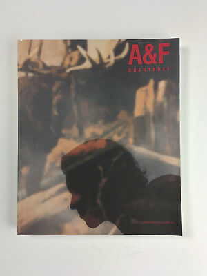Abercrombie & Fitch Quarterly Catalog - Christmas 2003 Issue 26 - Controversial!