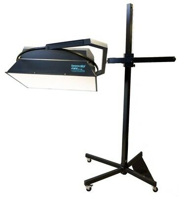 Broncolor Mini Cumulite 120x80 with 9' Hazylight Stand Softbox Lightbox Tripod
