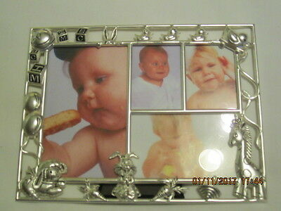 New! Baby Picture Frame