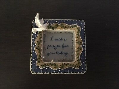 Treasured Sentiments Trinket Box - I said a prayer for you today