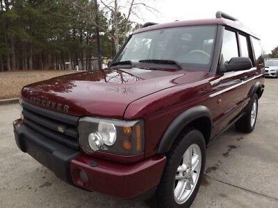 2004 Land Rover Discovery SE 2004 Land Rover Discovery 4X4 SUV / 64k Miles! Nice, Clean & Rust Free!