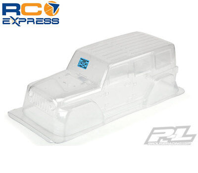 Pro-Line Jeep Wrangler Unlimited Rubicon Clear Body for TRX-4 PRO3502-00
