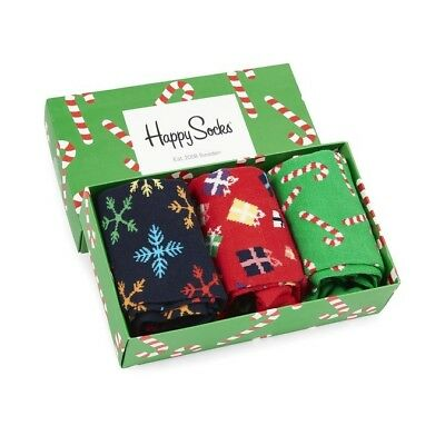 Happy Socks Socken holiday gift box XMAS08 36-41