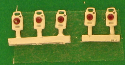 Modern Image Loco Lamp (x5) - OO spares Springside DA99 - free post F1