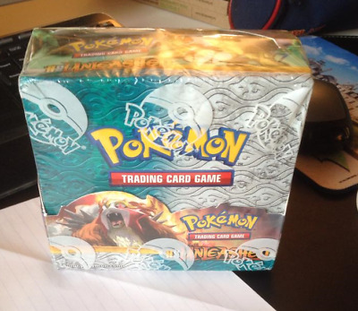 Display Pokemon scellée HGSS Déchainement/ HGSS unleashed booster box (sealed)