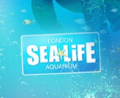 Sea Life Adventure London Discount Tickets