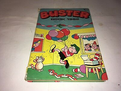 Buster Book 1982