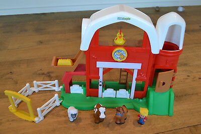 Fisher-Price - Little People Tierstimmen Bauernhof
