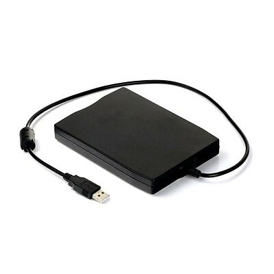1.44Mb 3.5inch USB External Portable Floppy Disk Drive Diskette FDD for Laptop J