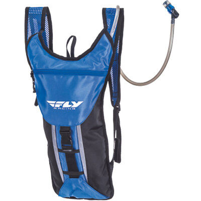 Fly Racing Hydro Pack 70 Oz. Hydration Motorcycle Backpack Blue