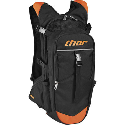 Thor Hydrant 3 Liters MX Motocross Offroad Hydration Pack Black/Orange