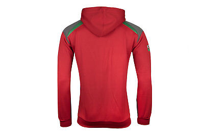 VX-3 Mens Help for Heroes Wales 2018/19 Hooded Rugby Sweat Red Top Sports