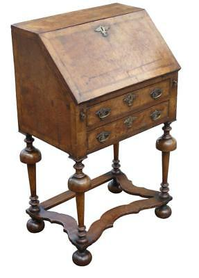 William and Mary Walnut Bureau of Small Proportions