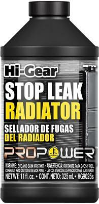 Hi-Gear Radiator Stop Leak - 325 millilitre Safe For All Engines Petrol and Dies