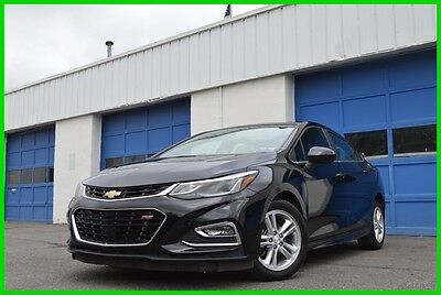 2016 Chevrolet Cruze LT Auto Repairable Rebuildable Salvage Runs Great Project Builder Fixer Easy Fix Save