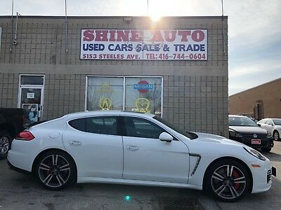 Porsche: Panamera Turbo 2016 Porsche Panamera TURBO, ACCIDENT FREE, ONTARIO VEHICLE