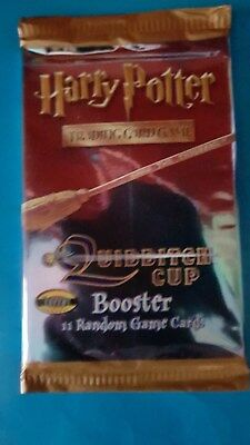Harry Potter Trading Card Game Quidditch Cup Sealed Booster