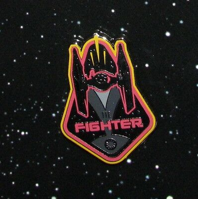 Disney Pin Star Wars The Force Awakens FIGHTER ONLY