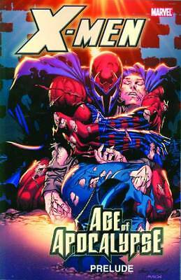 X-Men Complete Age of Apocalypse Prelude TPB NEW UNREAD srp $29.99 FREE SHIPPING