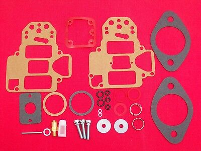Weber 40 / 45 DCOE Carburettor Service Kit Gasket  Side Draught Carburetor
