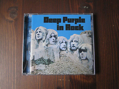 Deep Purple - In Rock (Anniversary Edition, CD, 1995, Re-Release, Remastered)