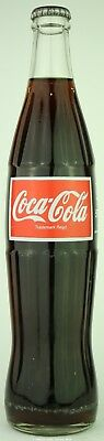 Unopened Belize Coca-Cola ACL glass bottle 500 ml