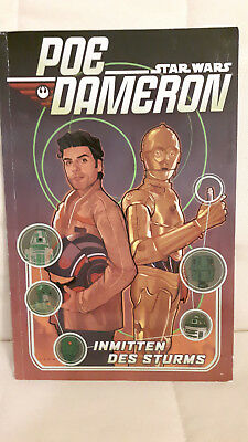 Star Wars Panini Comic Poe Dameron 2 - Inmitten des Sturms