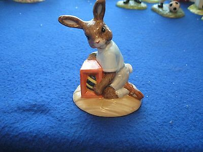 Royal Doulton Bunnykins Entitled  Easter Treat   Db289