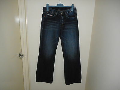 (Used) Diesel Industry Men's Jeans Size 32