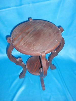 Antique/Vintage Wooden Plant Stand **