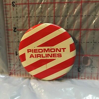 Piedmont Airlines  Novelty Button A09
