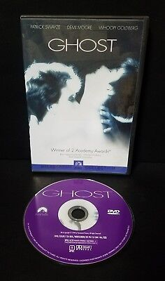 Ghost (DVD, 2001, Widescreen)