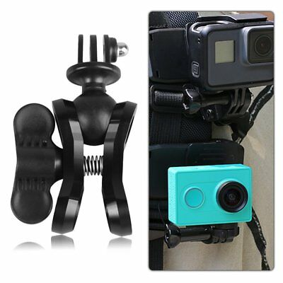 Camera Accessory Aluminum Butterfly Clip Arm Clamp Mount Diving Lights Ball GT